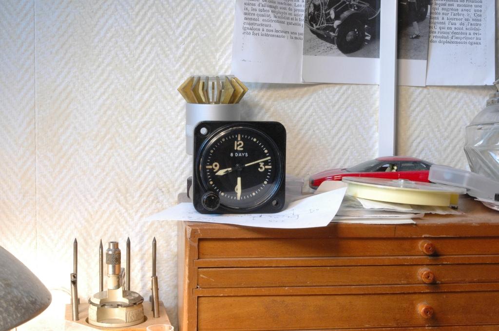 Restauration montre de bord d'avion Pendule_de_bord_waltham_46