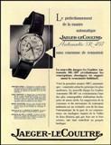 Révision Jaeger-LeCoultre Futurematic