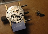 Restauration Jaeger LeCoultre Powermatic