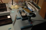 Révision montre Breitling