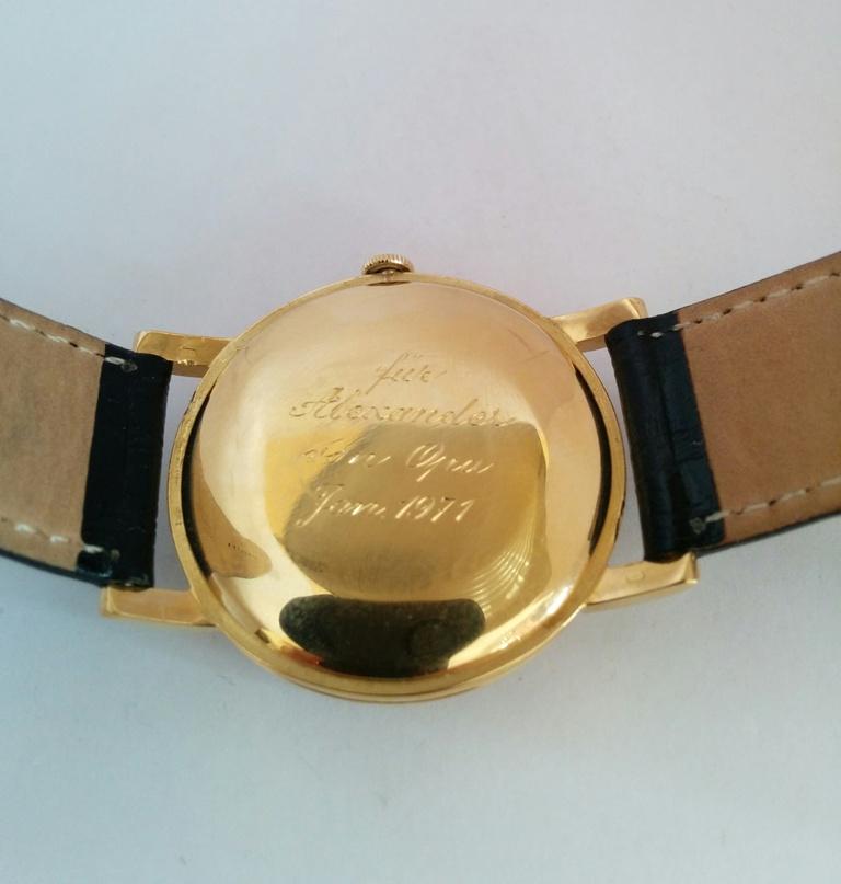 Révision montres
