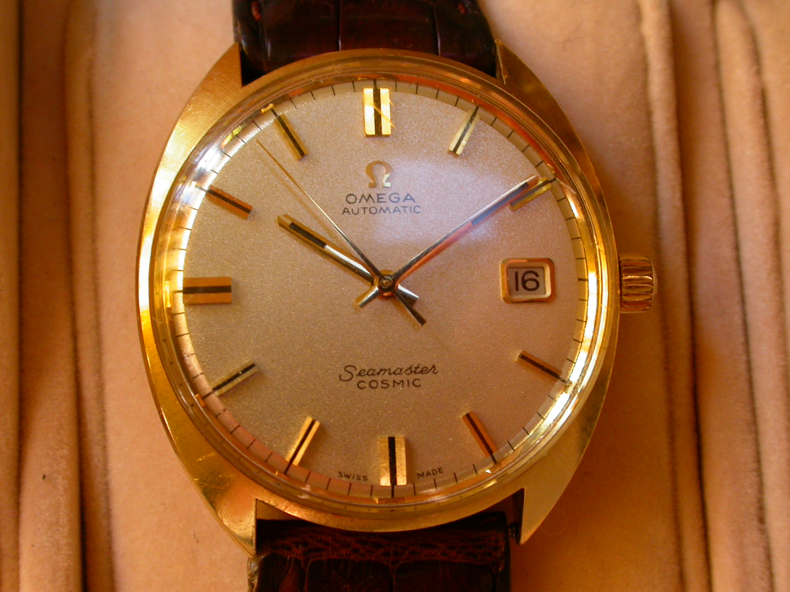 Omega Montre Ancienne